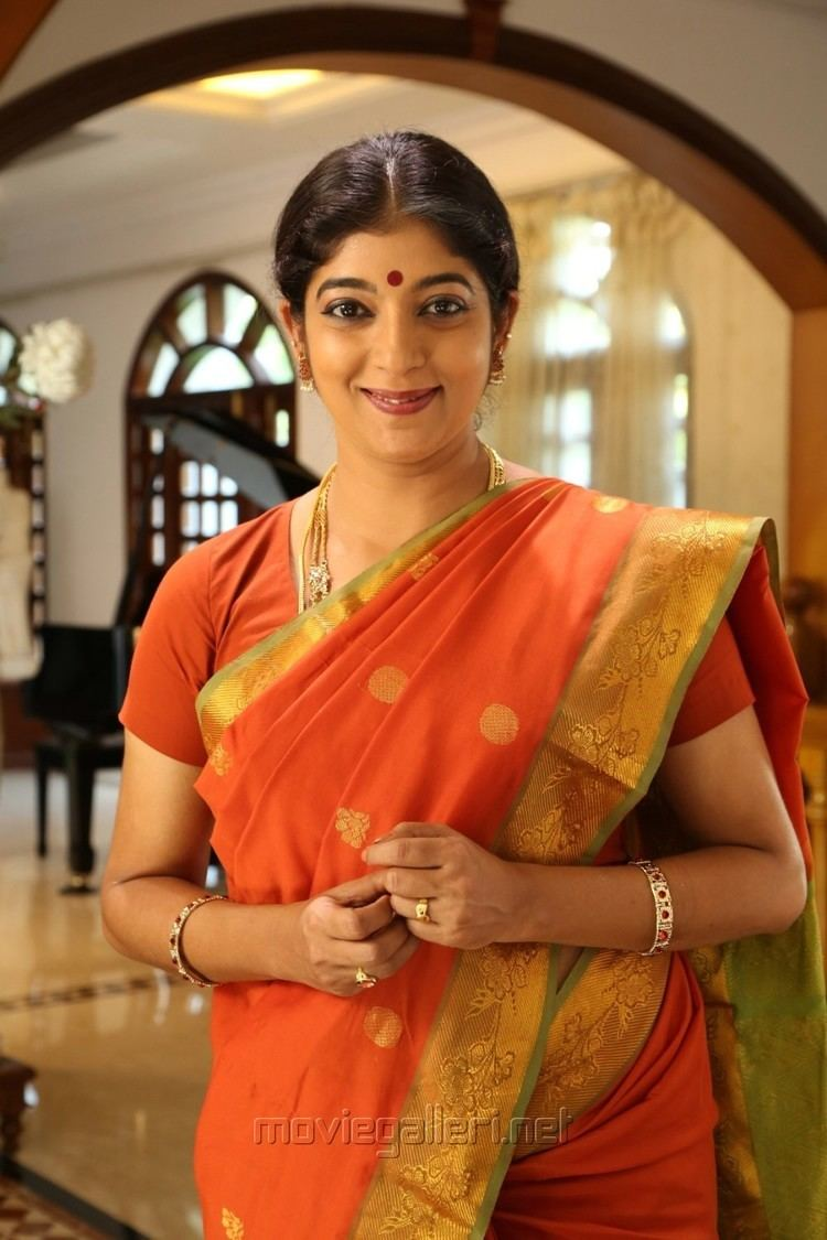 Sithara (actress) Picture 770155 Actress Sithara in Poojai Movie Latest