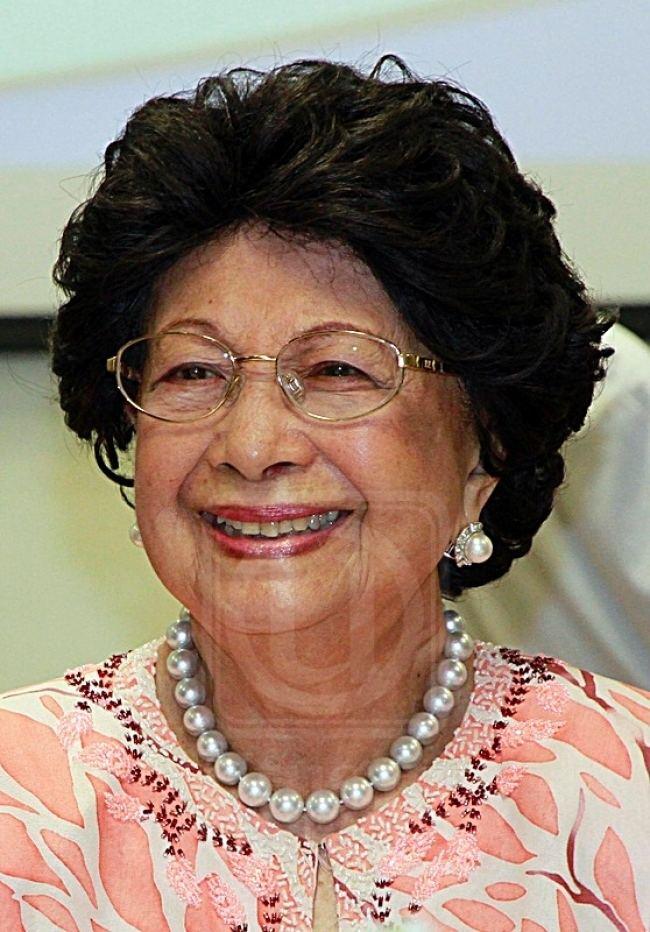 Siti Hasmah Mohamad Ali Nasional Utusan Online