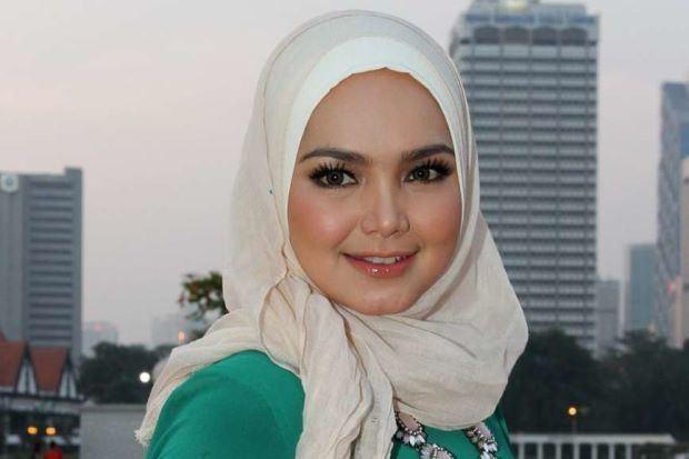 Siti Nurhaliza Siti Nurhaliza will not let hubby ride a motorcycle again