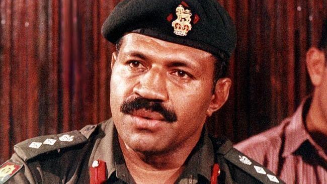 Sitiveni Rabuka Sitiveni Rabuka39s Fiji coups prompted cautious reaction