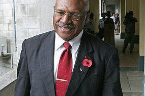 Sitiveni Rabuka The former Prime Minister of Fiji Sitiveni Rabuka Interview from