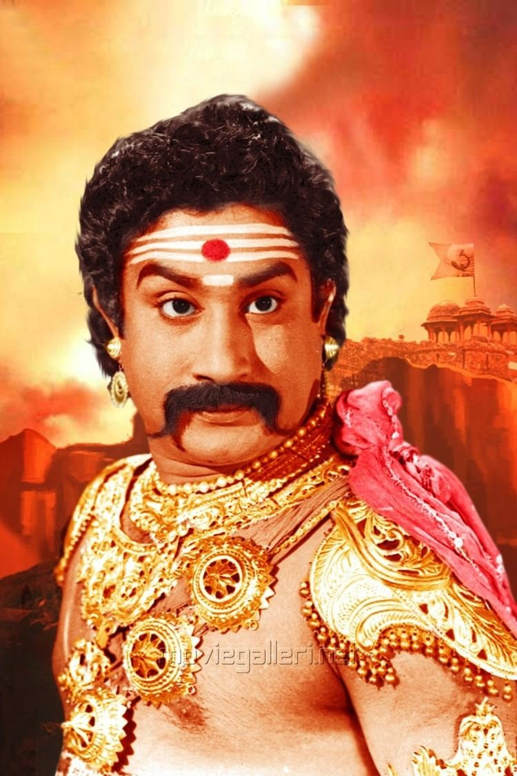 Sivaji Ganesan Picture 839426 Actor Sivaji Ganesan in Veerapandiya