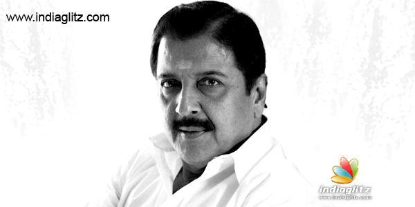 Sivakumar Sivakumar quits Tamil Movie News IndiaGlitzcom
