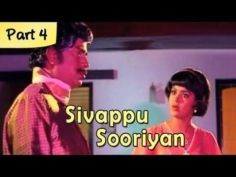 Sivappu Sooriyan Sivappu Sooriyan Part 412 Rajinikanth Radha Sarita Super