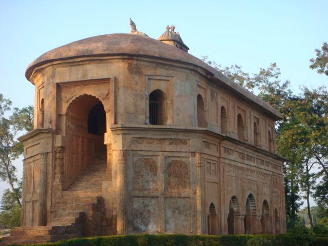 Sivasagar in the past, History of Sivasagar