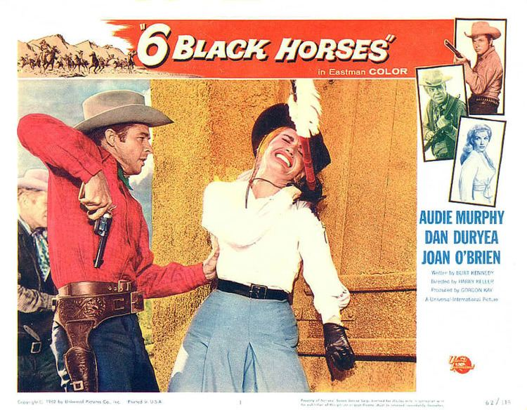 Six Black Horses Six Black Horses