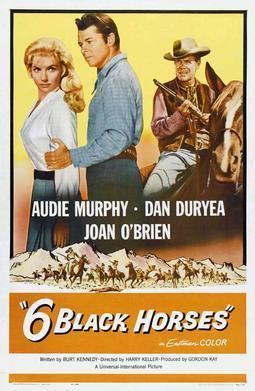 Six Black Horses Six Black Horses Wikipedia