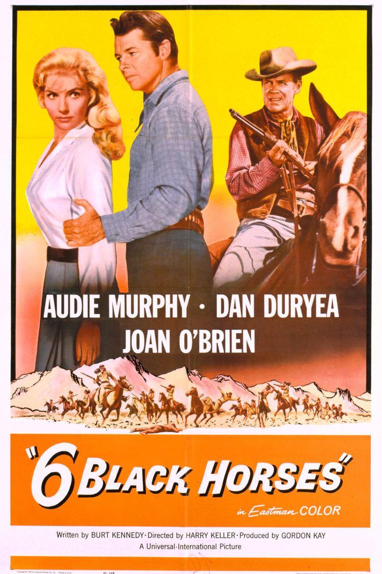 Six Black Horses wwwgstaticcomtvthumbmovieposters36625p36625