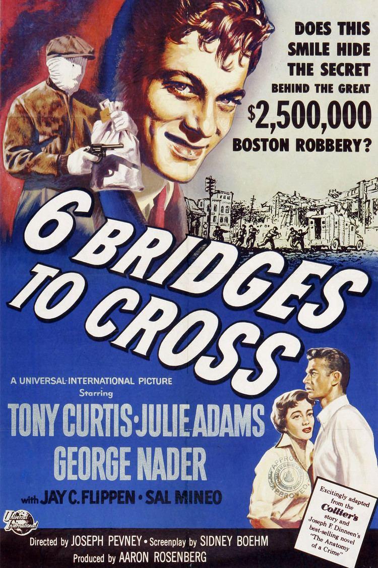 Six Bridges to Cross wwwgstaticcomtvthumbmovieposters1401p1401p