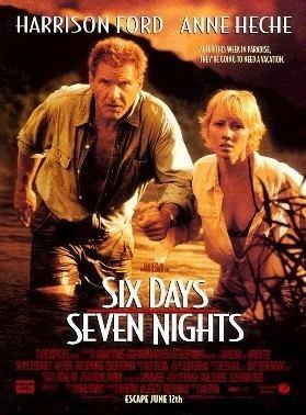 Six Days, Seven Nights Six Days Seven Nights Wikipedia