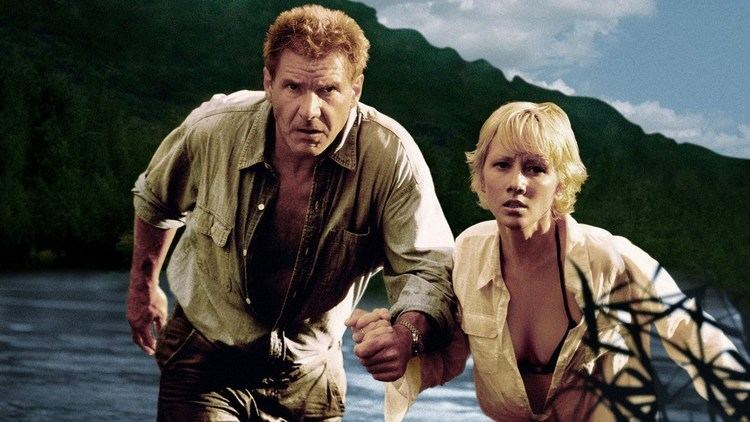 Six Days, Seven Nights Epic Comdy Adventure Movie by Harrison Ford David Schwimmer Six