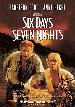 Six Days, Seven Nights Amazoncom Six Days Seven Nights Harrison Ford Anne Heche David