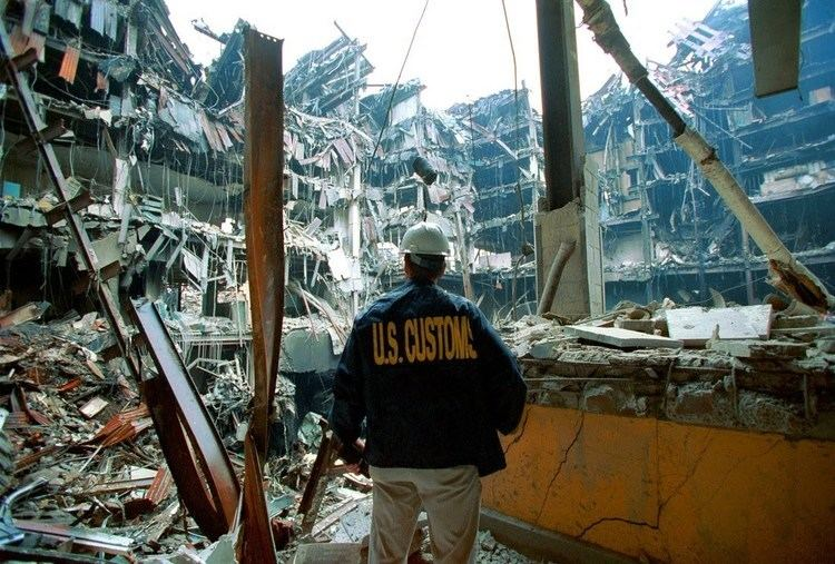 Six World Trade Center Surreal Pictures Inside WTC 6 Destroys 911 Cover Story For Ever