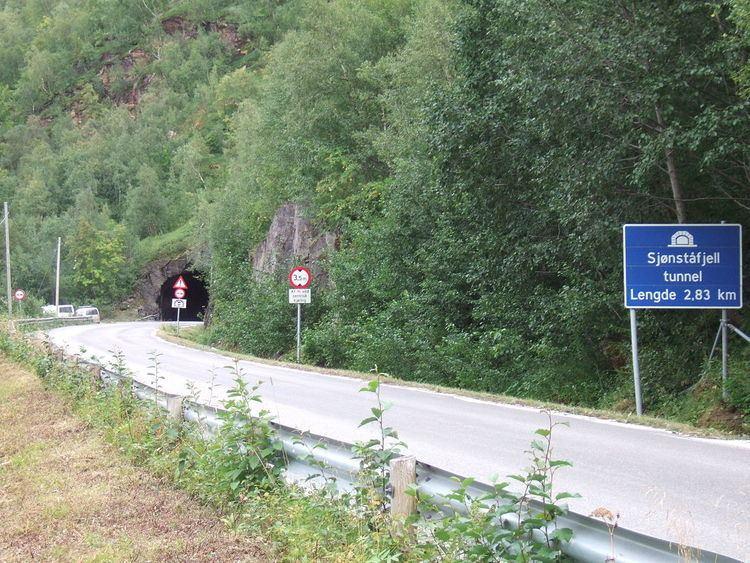 Sjønståfjell Tunnel