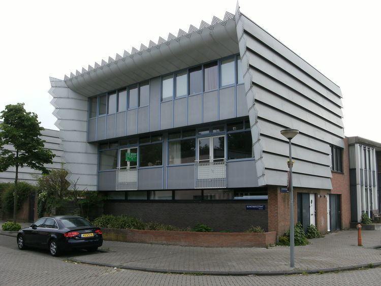 Sjoerd Soeters FileNieuw Sloten Blankenbergestraat houses by Sjoerd
