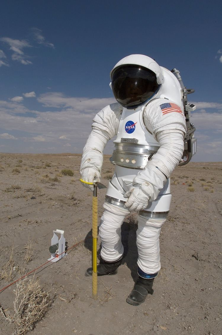 nasa space suit