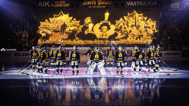 Skellefteå AIK SKELLNATION Skellefte AIK Wallpapers