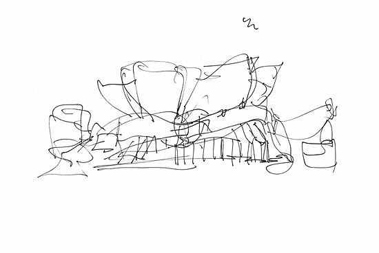 Sketches Of Frank Gehry Alchetron The Free Social Encyclopedia