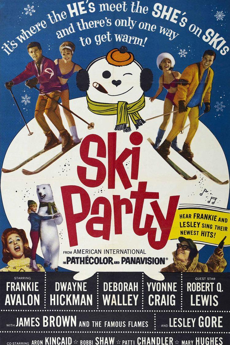 Ski Party wwwgstaticcomtvthumbmovieposters3806p3806p