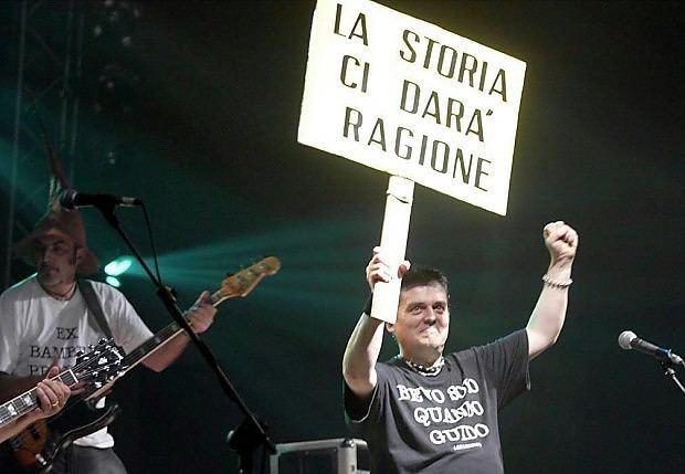 Skiantos Skiantos noi la musica italiana il pubblico di merda e il resto