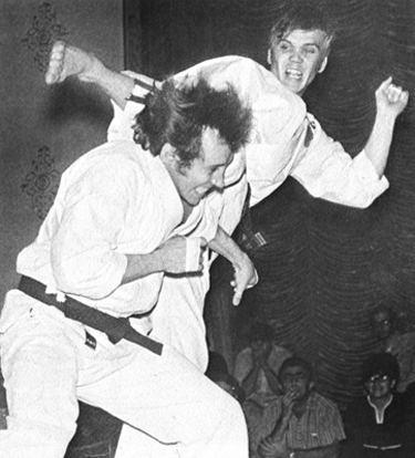 Skipper Mullins Photo Contest Official Karate Magazine