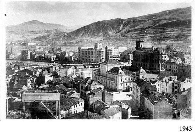 Skopje in the past, History of Skopje