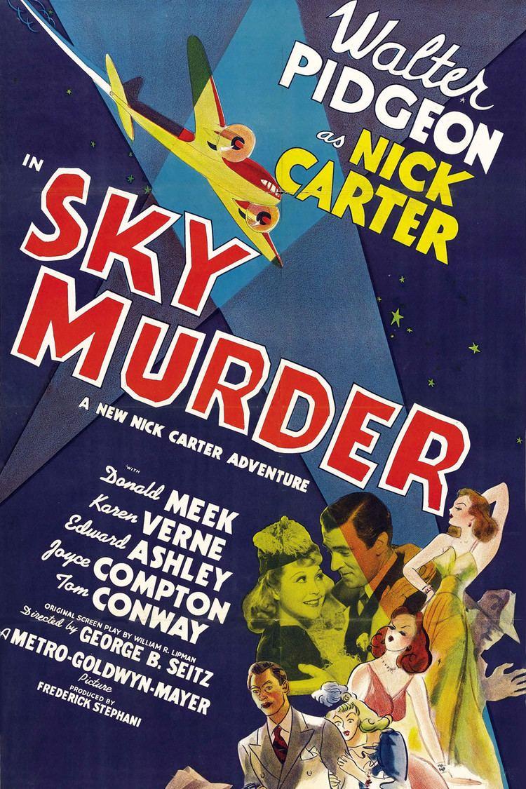 Sky Murder wwwgstaticcomtvthumbmovieposters43406p43406