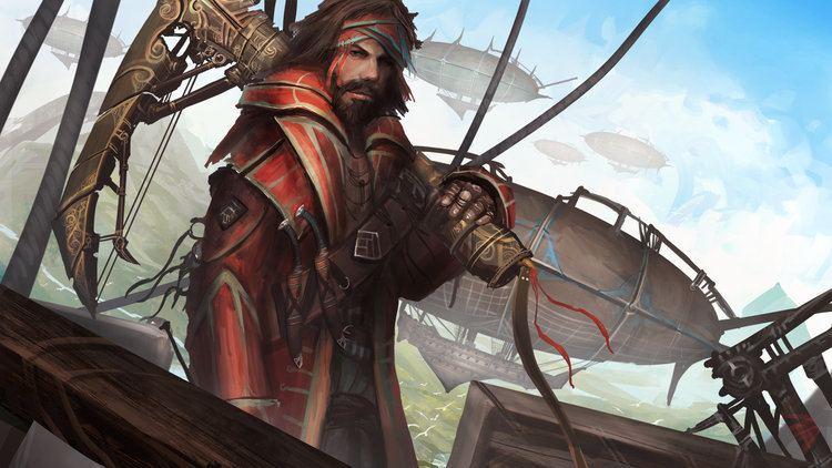 Sky Pirates Sky Pirates Arrrmada by theDURRRRIAN on DeviantArt