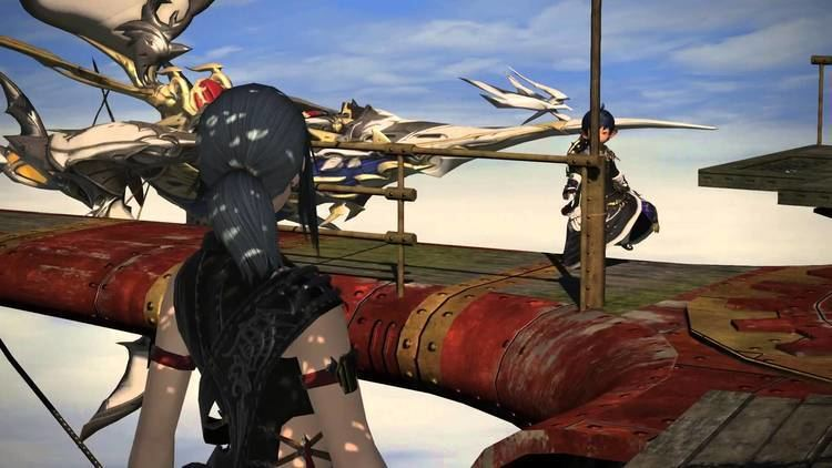 Sky Pirates Sky Pirates Unlocking Void Ark Final Fantasy XIV Heavensward