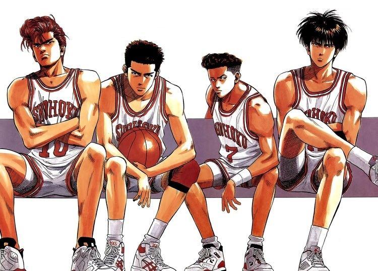 Slam dunk Slam Dunk Zerochan Anime Image Board