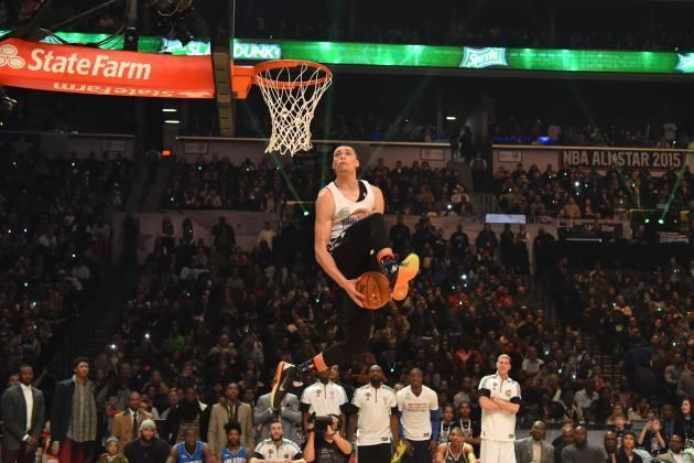 Slam Dunk Contest NBA Slam Dunk Contest 2016 Highlights Odds and Predictions for