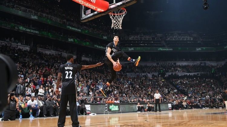 Slam Dunk Contest 2016 NBA Slam Dunk Contest Participants Have Been Announced The Source