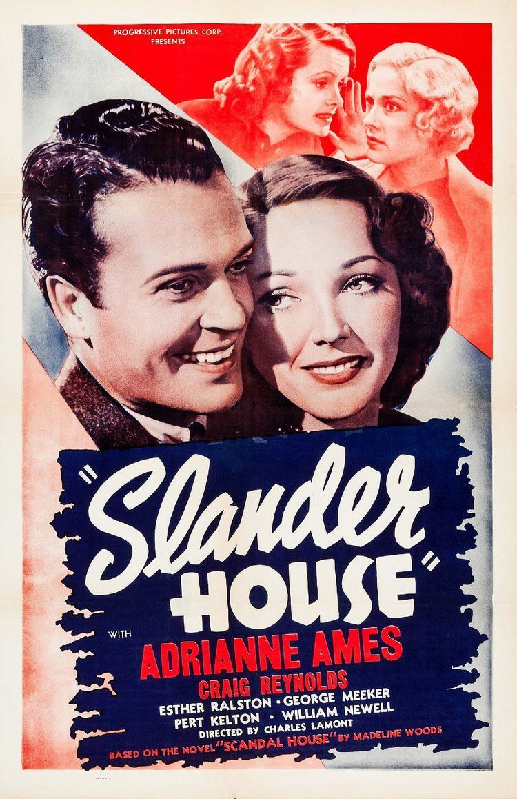 Slander House Slander House Wikipedia