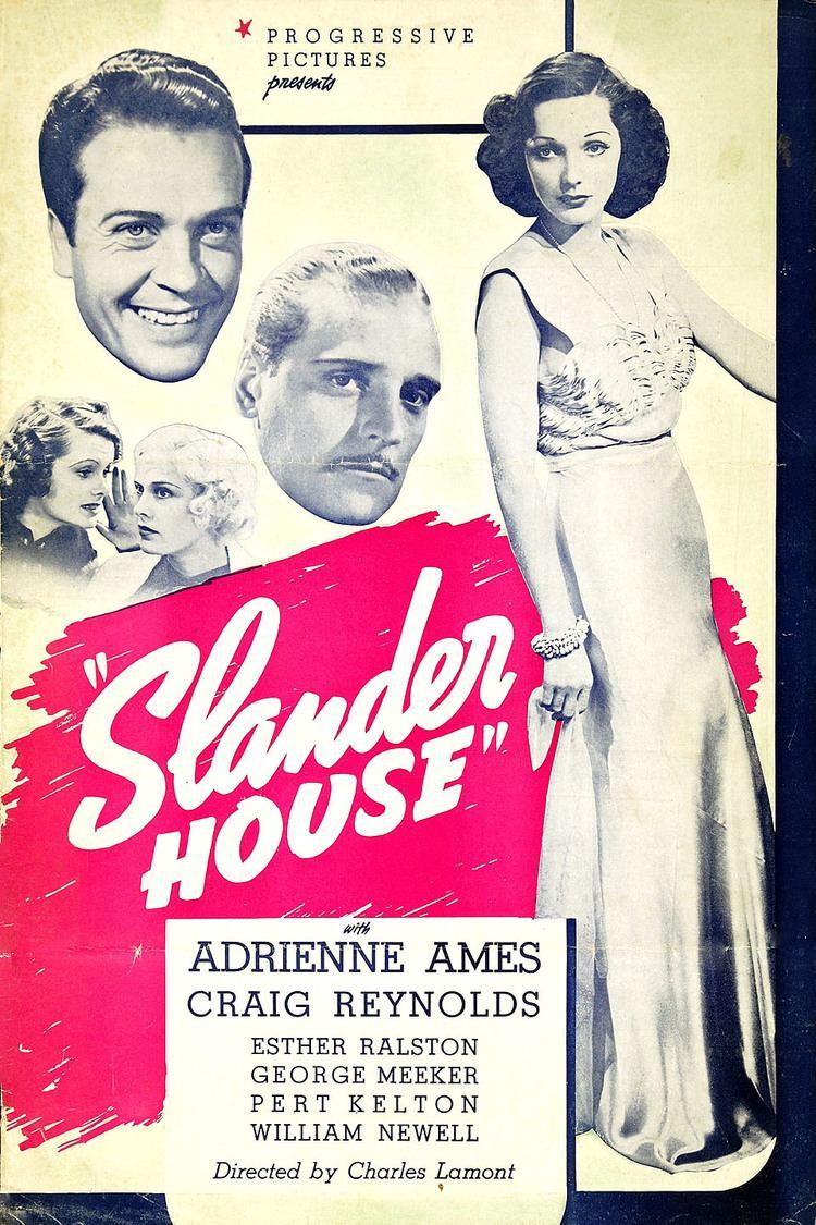 Slander House wwwgstaticcomtvthumbmovieposters8559062p855