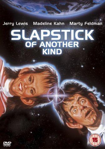 Slapstick of Another Kind Slapstick of Another Kind 1982 DVD Amazoncouk Jerry Lewis