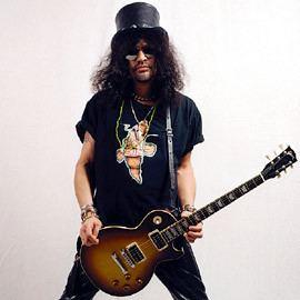 Slash (musician) Slash39s guitar collection WHO IS SLASH
