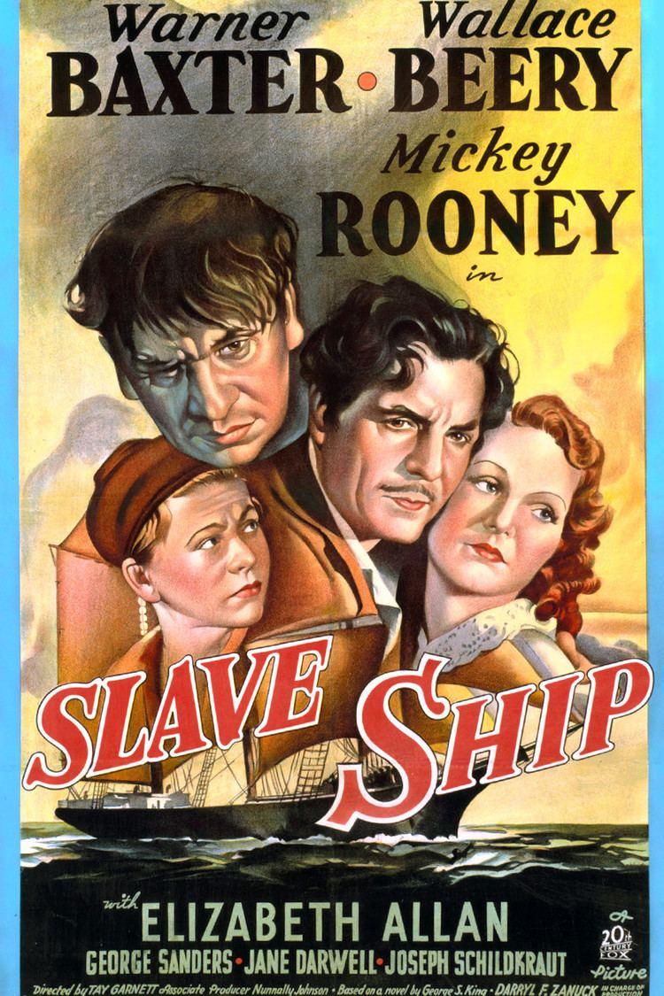 Slave Ship (1937 film) wwwgstaticcomtvthumbmovieposters6073p6073p