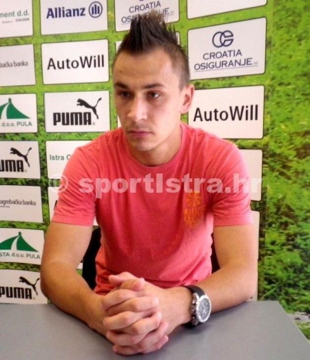 Slavko Blagojević Slavko Blagojevi Sport Istra