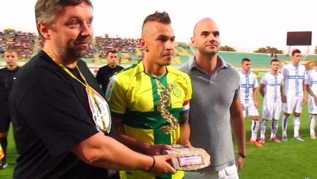 Slavko Blagojević Slavko Blagojevi najbolji igra Istre 1961 u sezoni 20132014