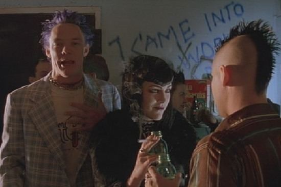 SLC Punk! movie scenes The sub culture the characters embody and the forms of self expression they embrace are demonstrated in a way that caught me off guard when I saw the film