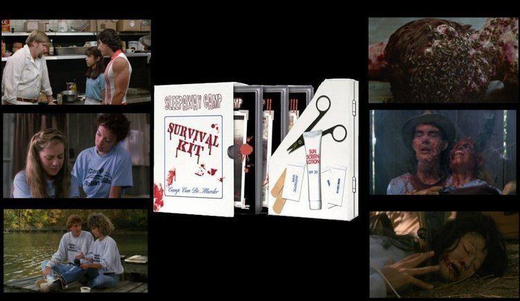 Sleepaway Camp movie scenes The Films Sleepaway Camp 1983