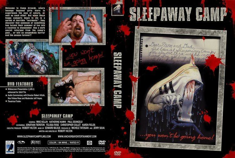 Sleepaway Camp movie scenes Wikipedia IMDb Official Sleepaway Camp Website Official Sleepaway Camp Sequels Website Thanks to Happyotter for some images above