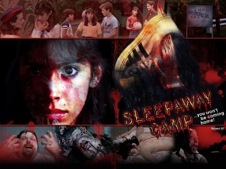 Sleepaway Camp movie scenes Sleepaway Camp horror movies 24106381 1024 768