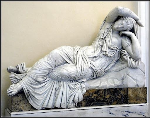 Sleeping Ariadne Sleeping Serpent Goddess in the Vatican GnosticWarriorcom