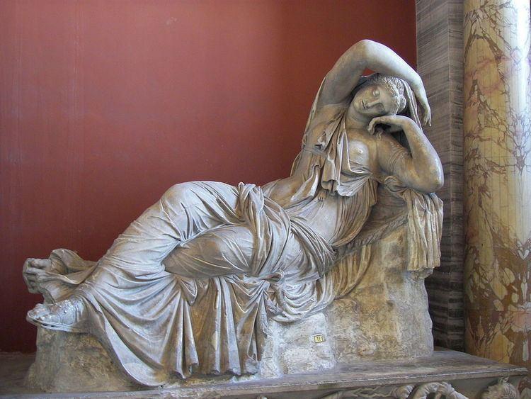 Sleeping Ariadne httpsuploadwikimediaorgwikipediacommonsthu