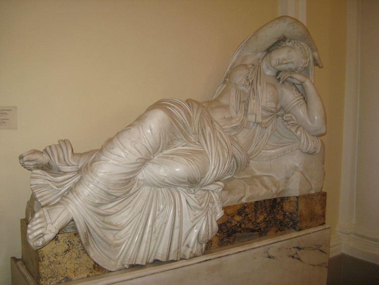Sleeping Ariadne FileSleeping AriadneHermitagejpg Wikimedia Commons