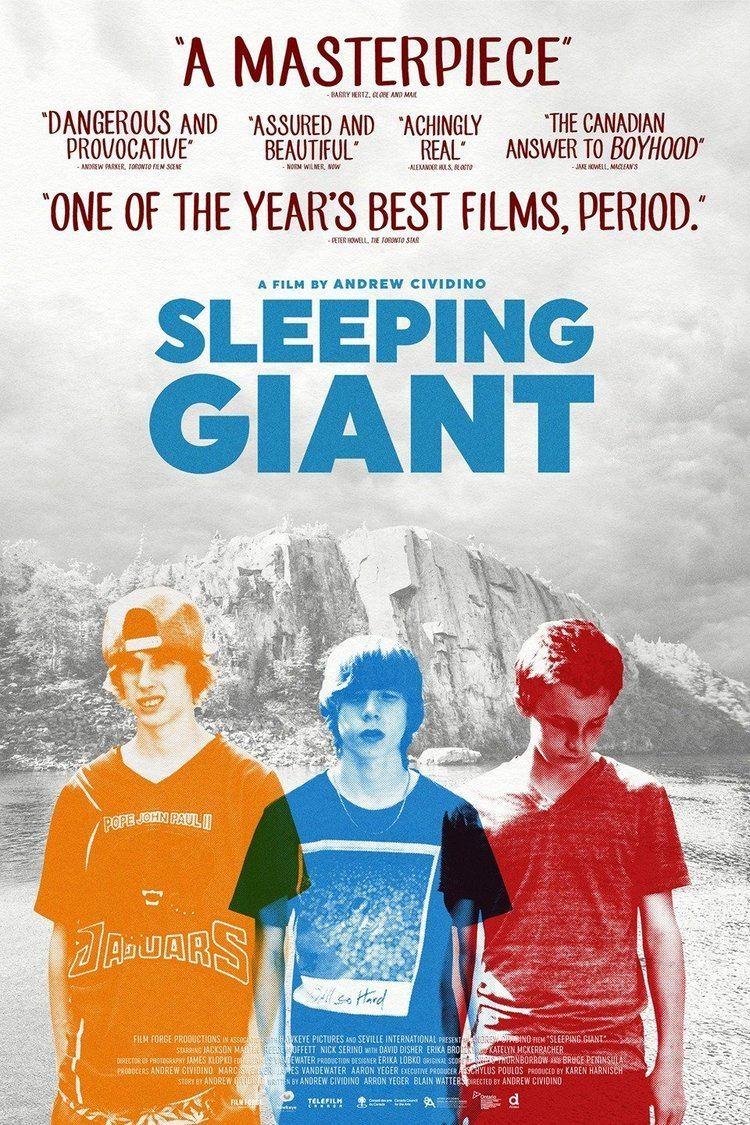 Sleeping Giant (film) wwwgstaticcomtvthumbmovieposters12412337p12