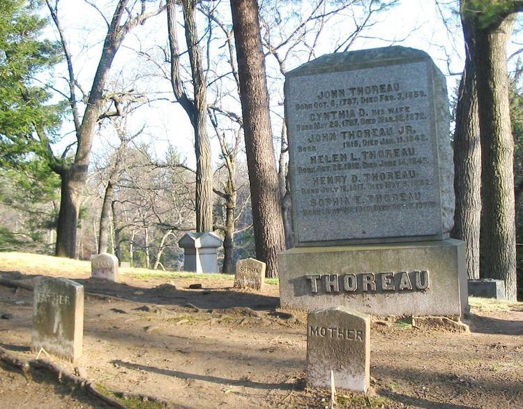 Sleepy Hollow Cemetery (Concord, Massachusetts)