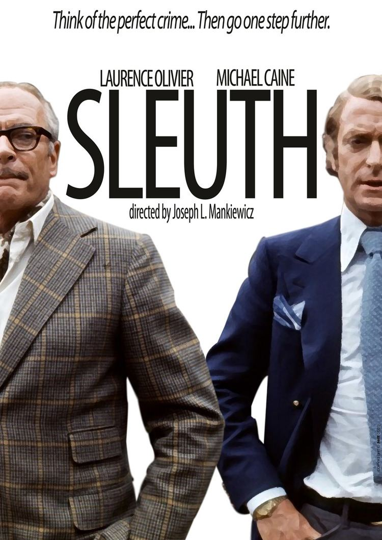 Sleuth (1972 film) Sleuth AA 1972 Directed by Joseph L Mankiewicz Dedham Films