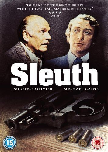 Sleuth (1972 film) Sleuth DVD 1972 Amazoncouk Michael Caine Laurence Olivier